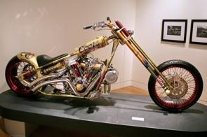 welded motorcycle