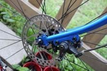 welded bike