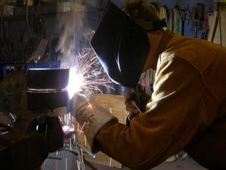 arc welding pipe